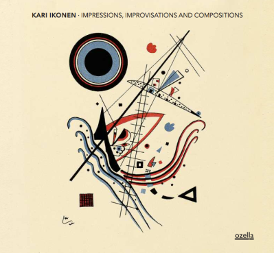 IIC CD Front cover